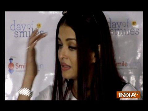 Aishwarya Rai Bachchan gets angry at paparazzi for getting too close at charity event