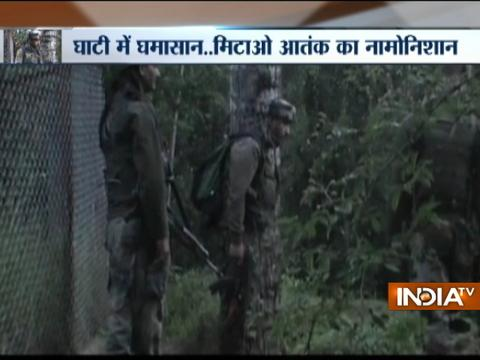 Army major, jawan martyred in Shopian; 2 terrorists killed in Kulgam