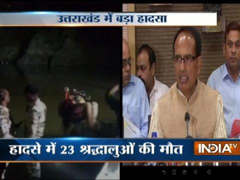 Uttarakhand: 23 pilgrims killed as bus falls into Bhagirathi river