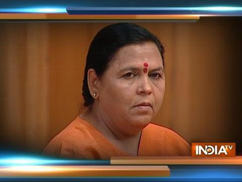 Rajat Sharma quizzes Uma Bharti over Ram Mandir issue in Aap Ki Adalat, Saturday 10 PM on India TV