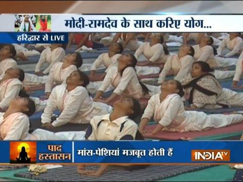 Uttarakhand: PM Modi to perform yoga with school kids in Mussoorie