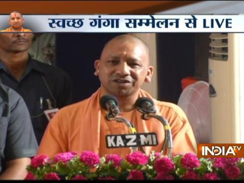UP CM Yogi Adityanath's address in Varanasi