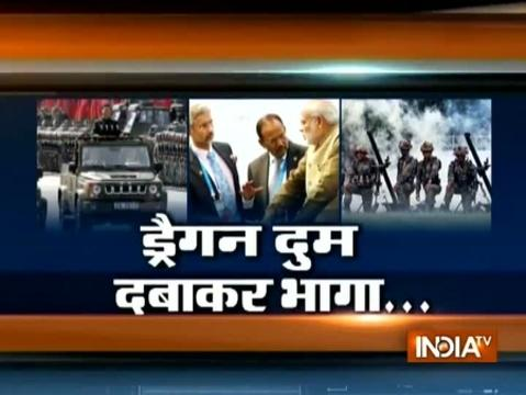 India's greatest diplomatic victory in decades, know why China pulled back from Doklam