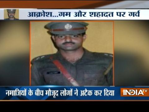 J&K: Deputy SP Mohammed Ayub Pandith of Security beaten to death by mob in Nowhatta