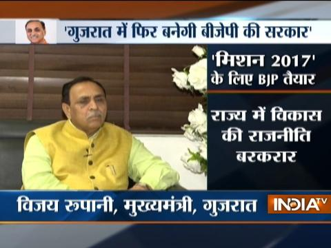 Patidar Movement will have no effect on BJP in Gujarat, says Vijay Rupani