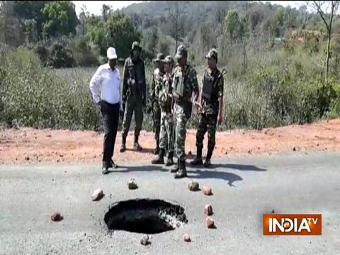 Security forces foiled possible naxal attack in Dantewada