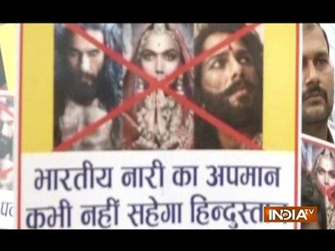 Padmavati row: After MP & Rajasthan, Gujarat too bans Deepika Padukone film