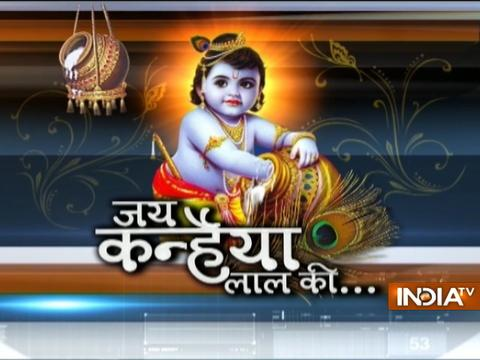 Temples and devotees gear up to celebrate Krishna Janmashtami across India with great enthusiasm