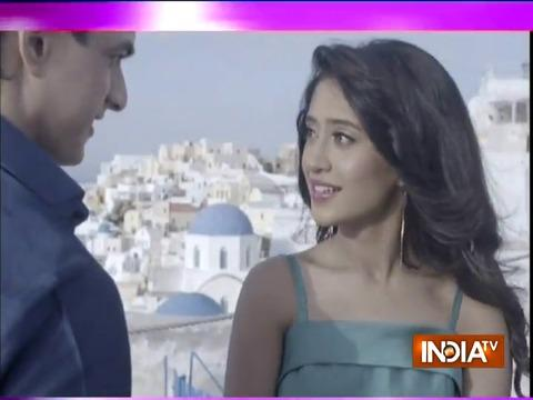 Nayra and Kartik romancing in Greece , what is the twist now?