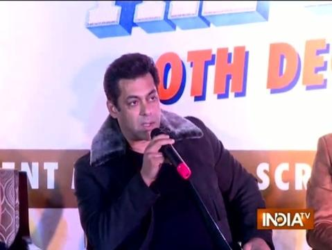 Salman Khan reveals exclusive details about Dabangg 3 on Da-Bangg The Tour