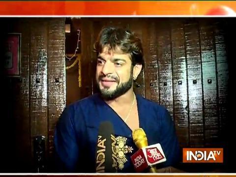 SBAS: TV celebs attend Karan Patel's Diwali bash