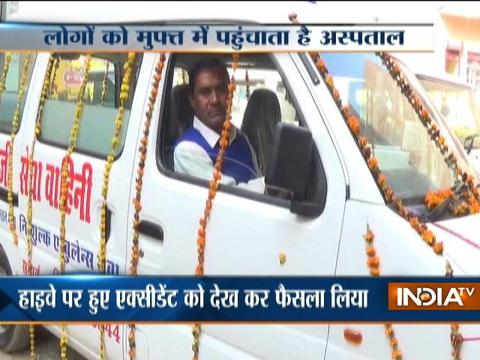 Rajasthan man sells bike to buy an ambulance for social cause