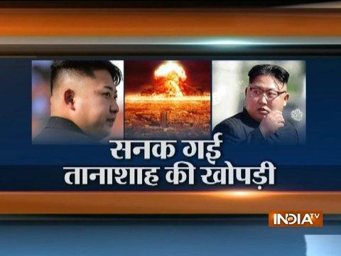 Kim Jong-un orders attack on US military base