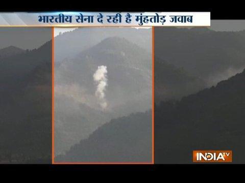 Pakistan Violates Ceasefire in Jammu & Kashmir's Shahpur sector