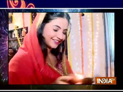 This is how TV Bahus are celebrating Diwali 2017