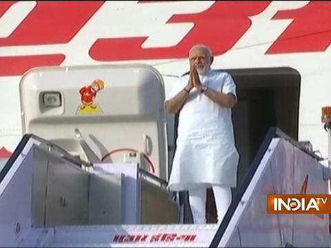 PM Modi leaves for three nation tour