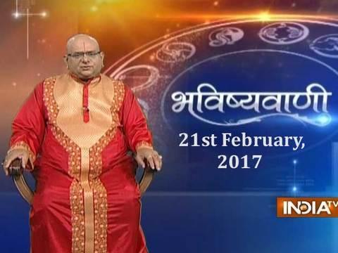 Bhavishyavani | 21st February, 2017