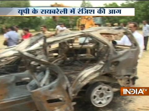 5 person killed in land dispute clashes in Raebareli