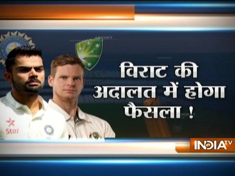 Cricket Ki Baat: Virat vs Smith; war of words before Ranchi Test