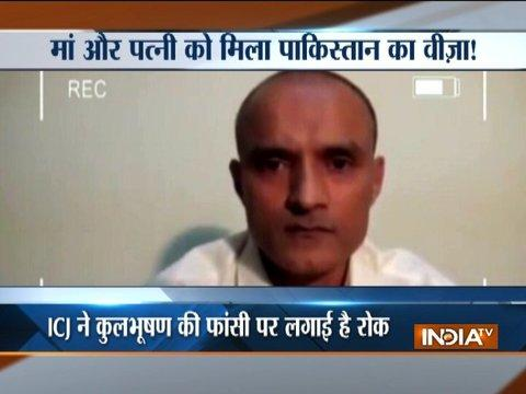 Pakistan allows Kulbhushan Jadhav to meet wife, mother on Christmas day