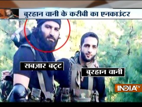 Hizbul Mujahideen commander Sabjar Ahmad Bhat killed in encounter