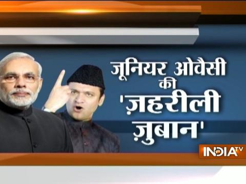 Laws that destroy Muslims are made in Parliament, assemblies says Akbaruddin Owaisi