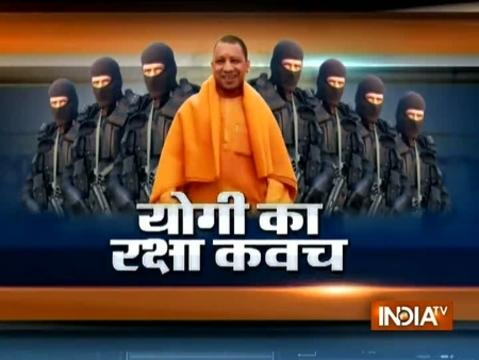 'Black Cats' Commandos of Elite NSG always available to safeguard UP CM Yogi Adityanath