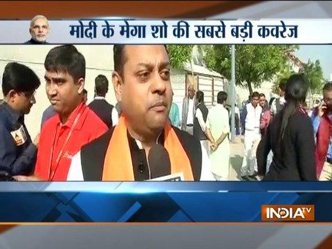Sambit Patra hits out at Rahul, says he hasn't built anything in Amethi that can be showcased