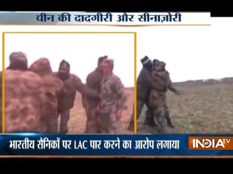 China accuses Indian troops of 'crossing boundary' in Sikkim section