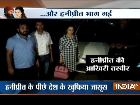 Haryana police takes RAW's help to arrest Honeypreet