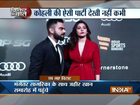 Virat Kohli and Anushka Sharma steal limelight at Indian Sports Honours