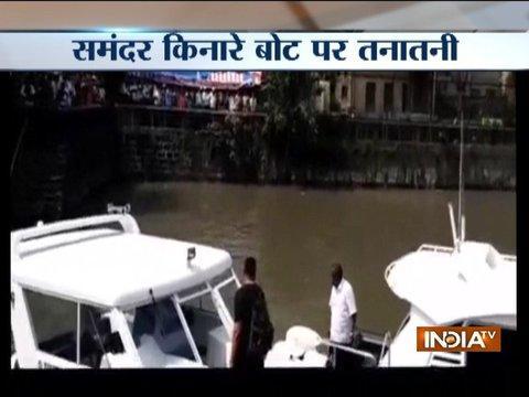 Maharashtra MLC Jayant Patil heckles Shah Rukh Khan in Alibaug