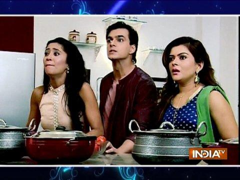 Naira and Kartik shocked on irresponsible behaviour of Shubham