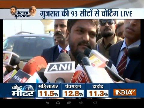 Gujarat Election Phase 2: We are expecting to get 100 seats in Gujarat poll, says Hardik Patel