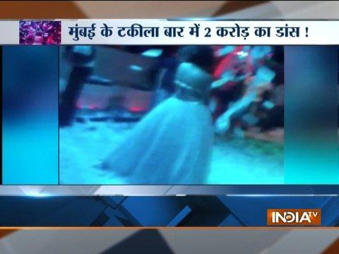 Truth of Viral video: Secret behind Rs 2 crore showered on Mumbai bar girl