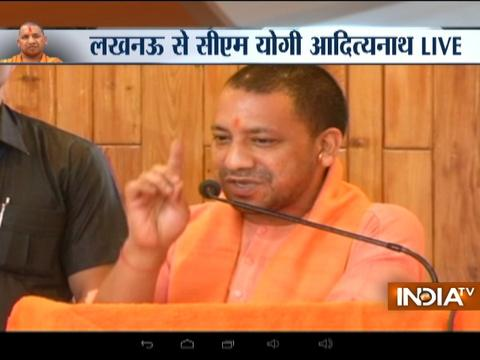 Yogi Adityanath: People who are silent on triple talaq issue are equally guilty
