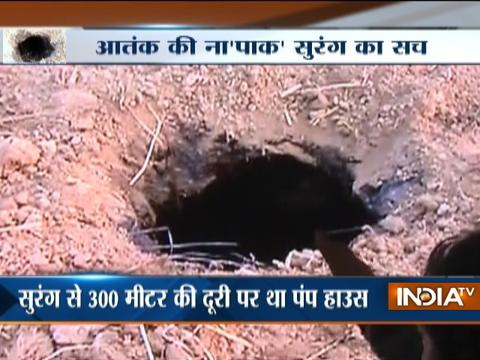 Nagrota Attack: Terrorists Dug Tunnel to Enter Army Camp
