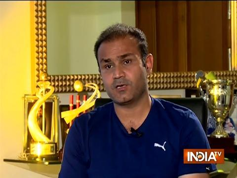 Hardik Pandya is Team India's upcoming superstar in future: Virender Sehwag to India TV
