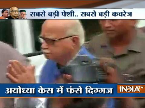 Babri Case: Opposition alleges PM Modi of protecting Advani, Uma and MM Joshi