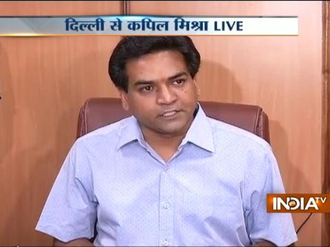 AAP crisis: Kapil Mishra says 'sorry' to 'guru' Kejriwal, vows to lodge an FIR against him