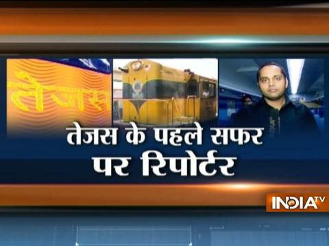 Things you need to know about Tejas Express who has made its debut on the tracks