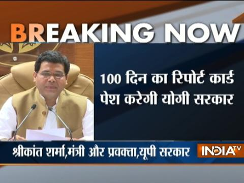 Our Govt will present a report card to the people after 100 days of our tenure are completed, says Shrikant Sharma