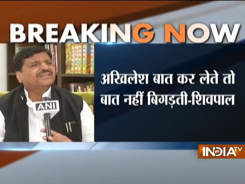 Shivpal Yadav advices Akhilesh to end confusion on some issues