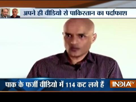 Kulbhushan Jadhav case : India dismisses fresh confessional video as farcical