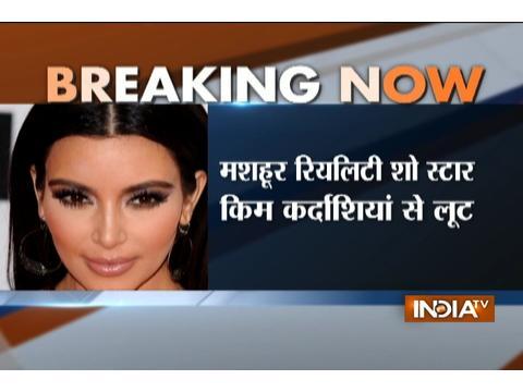 Kim Kardashian robbed at gunpoint by fake police in Paris