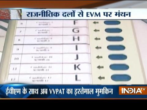 Ready for EVM Challenge, Says Election Commission After Meet