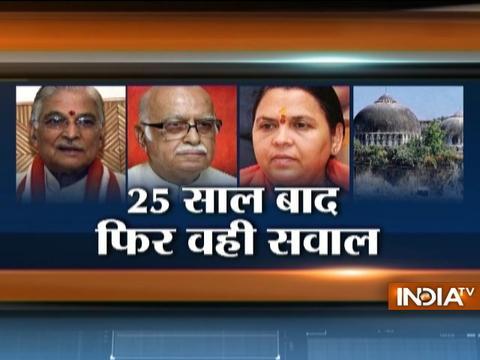 Babri Masjid Case: Supreme Court revives criminal conspiracy charges against BJP leaders