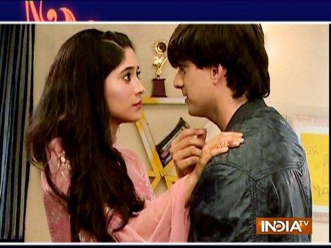 Watch Yeh Rishta Kya Kehlata Hai serial update in SBAS
