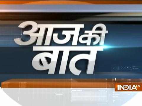 Aaj Ki Baat with Rajat Sharma | 16th November, 2016