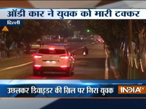 Speeding car kills youth at ITO area in Delhi